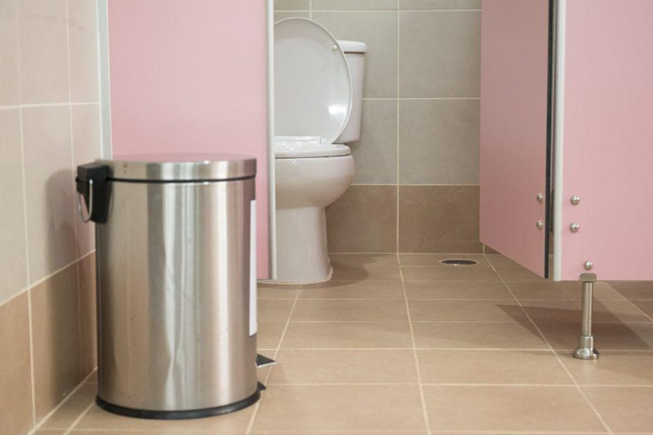poubelle salle bain